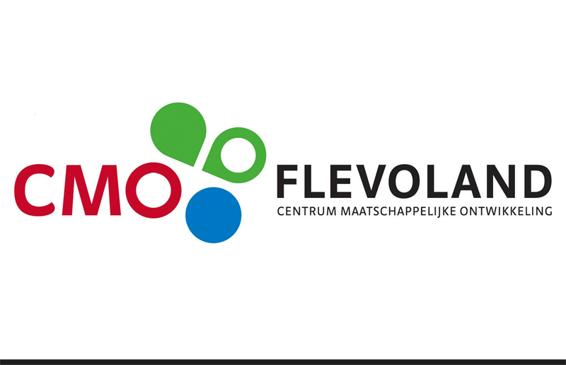 Logo CMO Flevoland