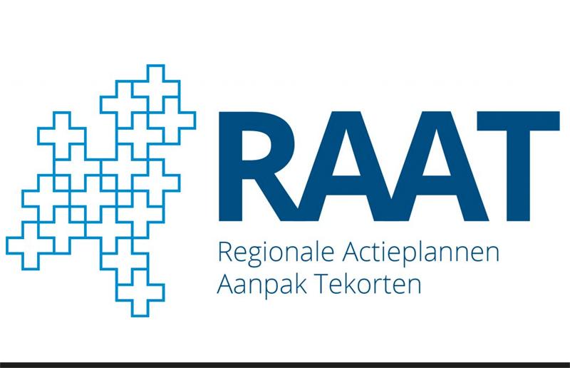Logo RAAT Flevoland