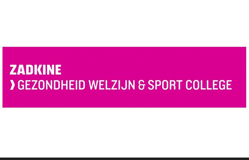 Zadkine Gezondheid Welzijn & Sport College